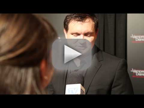Kevin Williamson Talks The Vampire Diaries