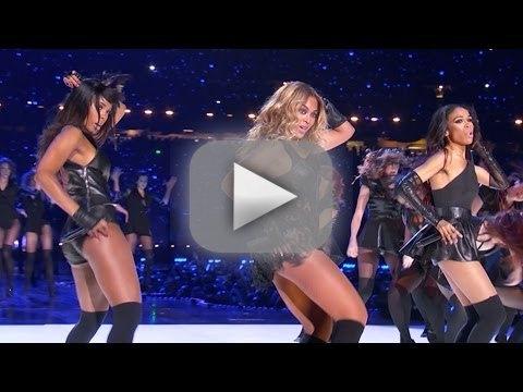 Beyonce Halftime Performance