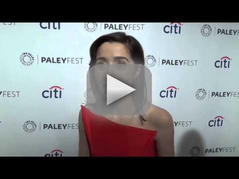 Cristin Milioti PaleyFest Interview