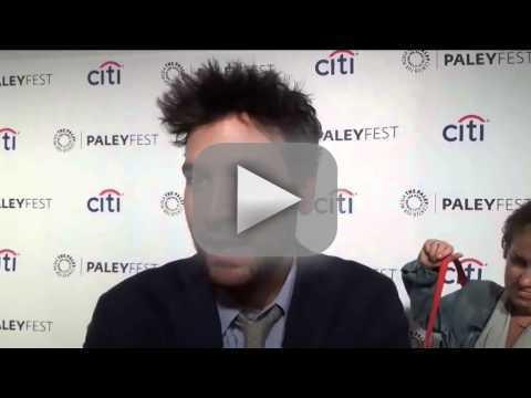 Josh Radnor PaleyFest Interview