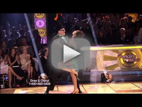 Drew Carey & Cheryl Burke: Foxtrot