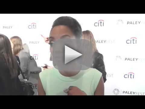 Lyndie Greenwood PaleyFest Interview