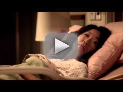 Cristina in Shock