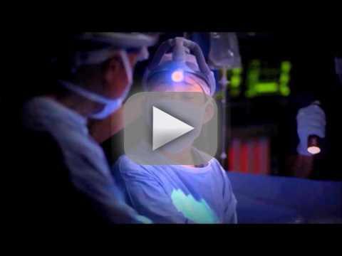 Cristina Operates in the Dark