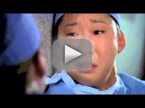 Cristina Goes Through PTSD