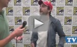 Charlie Day Interview at Comic Con