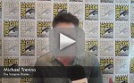 Michael Trevino Comic-Con Interview