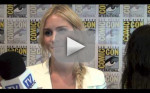 Claire Holt Comic-Con Interview