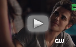 The Vampire Diaries Clip: Catching Stefan Up