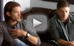 Jared Padalecki and Jensen Ackles: We're Off to Oz!