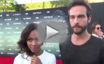 Nicole Beharie and Tom Mison Interview