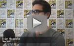 Tyler Hoechlin Comic-Con Q&A