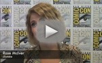 Rose McIver Comic-Con Interview