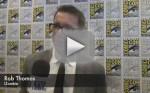 Rob Thomas Comic-Con Interview