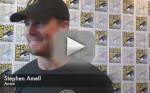 Stephen Amell Comic-Con Q&A