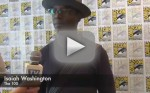 Isaiah Washington Interview