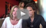 Kassie De Paiva and Shawn Christian Interview