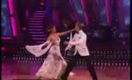 Brooke Burke and Derek Hough: Performance Two