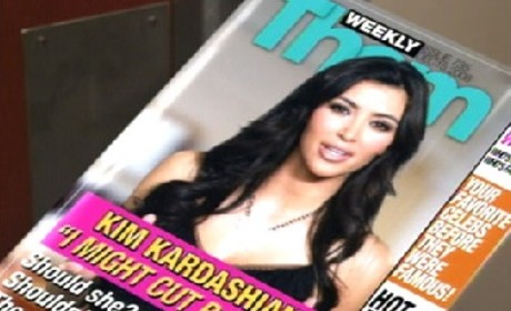How I Met Your Mother Kim Kardashian Preview