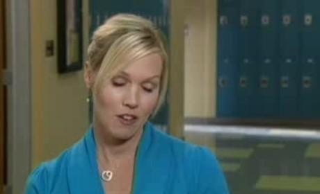 Jennie Garth Interview