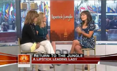 Lindsay Price on Today Show