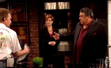 Vincent Pastore Interview