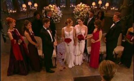 All My Children Wedding