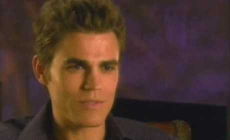 Interview with Paul Wesley