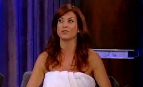 Kate on Kimmel