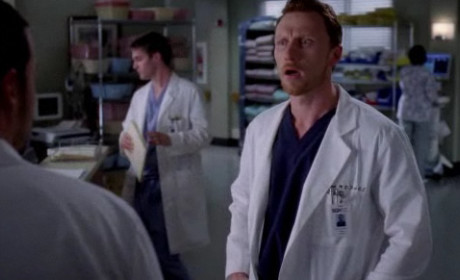 Move Faster, Karev