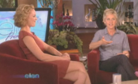 Heigl on Ellen