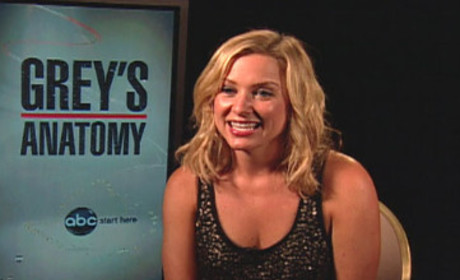 Jessica Capshaw Interview