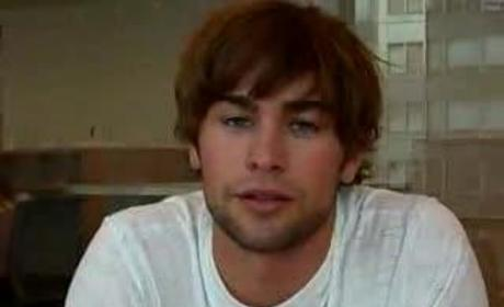 Chace Crawford Interview