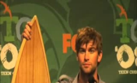 Chace at the Teen Choice Awards