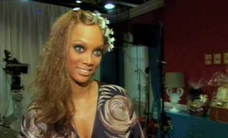 Tyra Banks Interview
