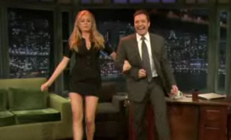 Blake on Late Night with Jimmy Fallon, Part I
