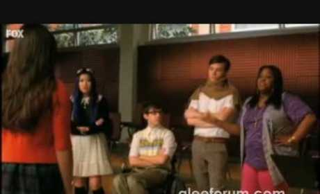 Two-Minutes of Glee