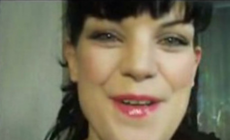 Pauley Perrette Interview