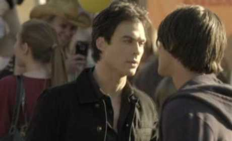 Damon and Jeremy