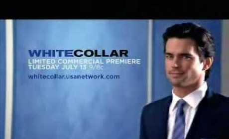 White Collar Return Preview