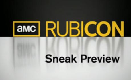 Rubicon Pilot Episode