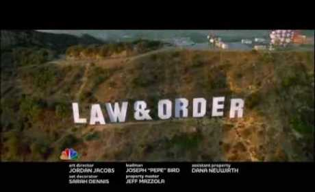 Law & Order: Los Angeles Teaser