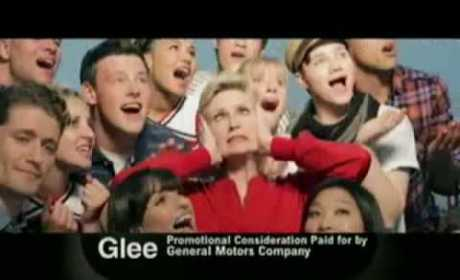 Behind the Scenes with Glee