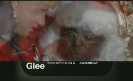 Glee Christmas Preview