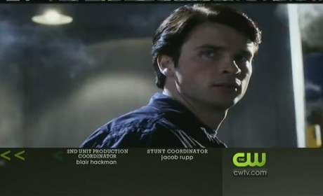 "Smallville Sneak Preview: ""Icarus"""