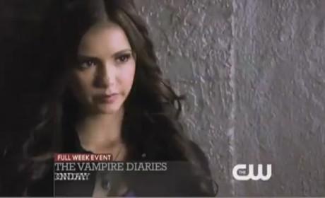The Vampire Diaries Marathon: Starting Tonight!