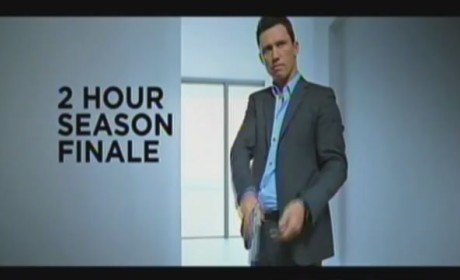 Burn Notice Season Finale Promo