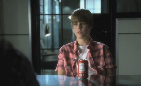 Returning to CSI: Justin Bieber