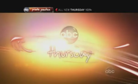 "New Private Practice Promo: ""Heaven Can Wait"""