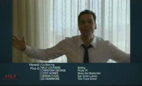 Hawaii Five-O Episode Trailer: Welcome, Dane Cook!